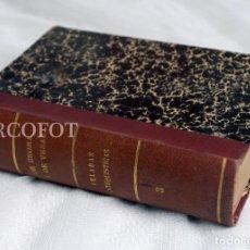 Libros antiguos: DE BROMA Y DE VERAS - TOMO 3 - VELADAS CATEQUÍSTICAS..... Lote 218084436