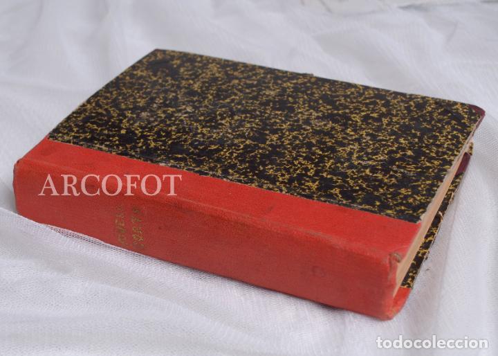 REVISTAS DE LA NOVELA CORTA ENCUADERNADAS EN ESTE LIBRO (Libros antiguos (hasta 1936), raros y curiosos - Literatura - Ensayo)