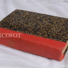 Libros antiguos: REVISTAS DE LA NOVELA CORTA ENCUADERNADAS EN ESTE LIBRO. Lote 218087355