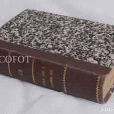 Libros antiguos: DE BROMA Y DE VERAS - TOMO 27 - SARTA DE ENTRETENIMIENTOS 1935 - DE BROMAS Y DE VERAS 1948 ...... Lote 218099973