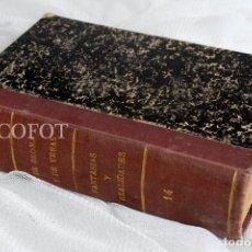 Libros antiguos: DE BROMA Y DE VERAS - TOMO 14 - FANTASÍAS Y REALIDADES - AÑOS '20. Lote 218100517