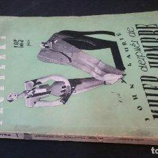 Libros antiguos: 1934 - JOHN LAURIE - MUJER, DESPUÉS DE HOMBRE - ENSAYO SOBRE CUESTIONES SEXUALES. Lote 222535962