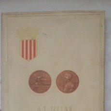 Libros antiguos: ALBUM CERVANTINO ARAGONÉS. DUQUESA DE VILLAHERMOSA. ZARAGOZA 1905 VIUDA É HIJOS DE M. TELLO IN FOLIO. Lote 224140911