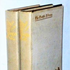Libros antiguos: SELECT ESSAYS OF DR. JOHNSON. 2 VOLÚMENES. Lote 224945192