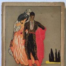 Libros antiguos: LOS TOREROS DE INVIERNO. - HOYOS Y VINENT, ANTONIO.. Lote 226469615