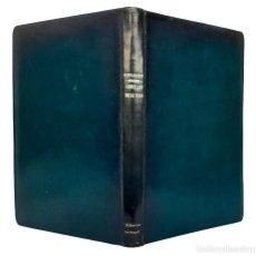 Libros antiguos: 1933 - 1ª ED. MANUEL ALTOLAGUIRRE: GARCILASO DE LA VEGA - GENERACIÓN DEL 27 - PRIMERA EDICIÓN - PIEL. Lote 226831100