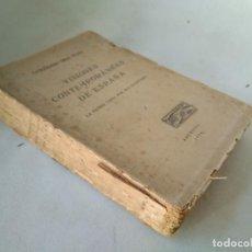 Libros antiguos: GUILLERMO DÍAZ-PLAJA. VISIONES CONTEMPORÁNEAS DE ESPAÑA. LA PATRIA VISTA POR SUS ESCRITORES. Lote 233550100