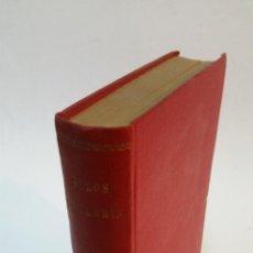 Libros antiguos: 1891 -LEOPOLDO ALAS CLARIN - SOLOS DE CLARIN - ILUSTRACIONES DE ANGEL PONS. Lote 235946195