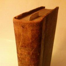 Libros antiguos: 1869 - CANALEJAS - CURSO DE LITERATURA GENERAL - PRIMERA Y SEGUNDA PARTES. Lote 236147135