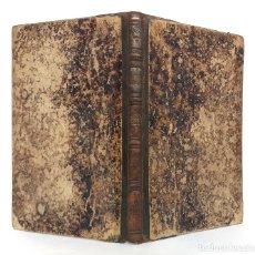 Livros antigos: 1878 - PROGRAMA DE RETÓRICA Y POÉTICA - JOSÉ COLL Y VEHI - LIBRO ANTIGUO DEL SIGLO XIX. Lote 241461675