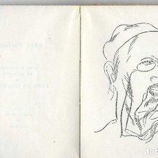 Libros antiguos: L'ENSEIGNEMENT DE RÉMY DE GOURMONT - MARCEL COULON / RAOUL DUFY - INTONSO. Lote 244438050
