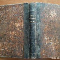 Libros antiguos: 1873 ? PRINCIPIOS DE LITERATURA GENERAL Y ESPAÑOLA - MANUEL MILÁ Y FONTANALS. Lote 247651685