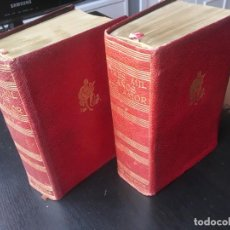 Libros antiguos: TRES MIL AÑOS DE AMOR , TOMOS 1 Y 2, J.JANES. Lote 248232200