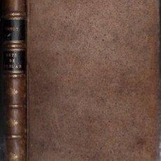 Libros antiguos: BENOT : ARTE DE HABLAR - GRAMÁTICA FILOSÓFICA DE LA LENGUA CASTELLANA (HERNANDO, 1910). Lote 248754935