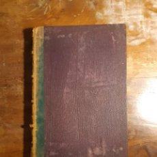 Libros antiguos: 1880 GERARDO BLANCO LA CORTINA DESCORRIDA. Lote 251255875