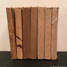 Libros antiguos: UNAMUNO / ENSAYOS / PRIMERA EDICION. Lote 254980590