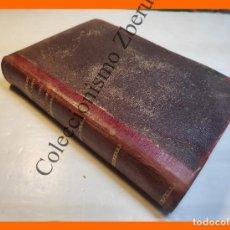 Libros antiguos: ENSAYO SOBRE EL CATOLICISMO, EL LIBERALISMO Y EL SOCIALISMO... - JUAN DONOSO CORTES. Lote 254994300