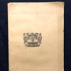 Livres anciens: NUEVO TEATRO CRÍTICO. EMILIA PARDO BAZÁN. AÑO II. ABRIL, 1892. MADRID. AGUSTÍN AVRIAL.. Lote 260268430