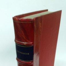 Livres anciens: 1961 - MIGUEL ASÍN PALACIOS - LA ESCATOLOGÍA MUSULMANA EN LA DIVINA COMEDIA. Lote 262808460