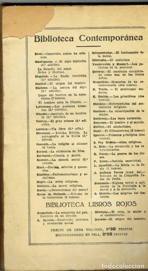 Libros antiguos: CARLOS MARX PRECIOS SALARIOS Y GANANCIAS EDITORIAL ATLANTE VERSIÓN E.DIAZ RETG - Foto 2 - 263764760