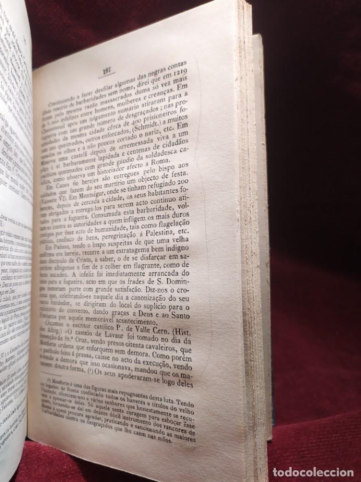 Libros antiguos: 1929. Libertad, ciencia y religión. Almeida e Paiva. - Foto 12 - 264420644