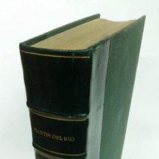 Libros antiguos: 1930 - MARTÍN DEL RÍO - CATÁLOGO BIBLIOGRÁFICO DE LA SECCIÓN DE CERVANTES DE LA BIBLIOTECA NACIONAL. Lote 266307888