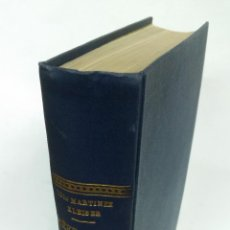 Libros antiguos: 1953 - MARTÍNEZ KLEISER - REFRANERO GENERAL IDEOLÓGICO ESPAÑOL. Lote 266310123