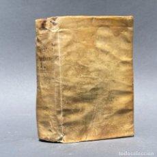 Livres anciens: AÑO 1792 - INSTRUCCION DE LA MUGER CHRISTIANA - JUAN LUIS VIVES - VALENCIA - PERGAMINO - MACHISMO. Lote 267044769