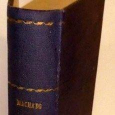 Libros antiguos: MACHADO, ANTONIO. JUAN DE MAIRENA. SENTENCIAS, DONAIRES, APUNTES. PRIMERA EDICIÓN. 1936. Lote 264546224