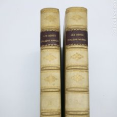 Libros antiguos: LES OBRES AUZIAS MARCH 1912 1914 AMADEU PAGÈS. Lote 275050868