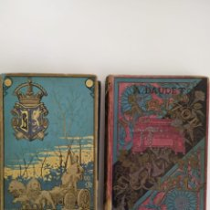 Livres anciens: LOTE LIBROS SIGLO XIX. Lote 275080268