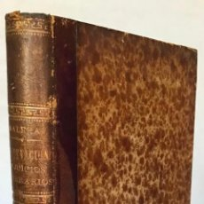 Libros antiguos: DISERTACIONES Y JUICIOS LITERARIOS. - VALERA, JUAN.. Lote 123255336