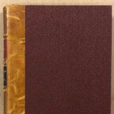 Libros antiguos: FRATERNIDAD VASCO HISTÓRICA (EUSKAL KONDAIRATAR ANAITASUNA). TEODORO DE ARANA Y BELAUSTEGUI. 1919?. Lote 284722693