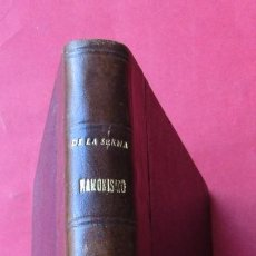 Libros antiguos: RAMONISMO. RAMÓN GÓMEZ DE LA SERNA. LOS HUMORISTAS, CLAPE 1923. HOLANDESA. 254 PÁGINAS.. Lote 290031263
