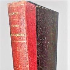 Livros antigos: MIGUEL DE UNAMUNO ... CONTRA ESTO Y AQUELLO ... 1912 PRIMERA EDICION. Lote 296013568