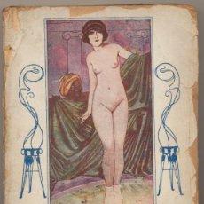 Libros antiguos: AFRODITA POR PIERRE LOUYS. EDITORIAL R. CARO RAGGIO 1929.. Lote 20259534