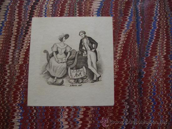 Libros antiguos: CLADEL, Léon Lamour romantique. Préface par Octave Uzanne. Illustrations de A. Ferdinandus. - Foto 4 - 27233054