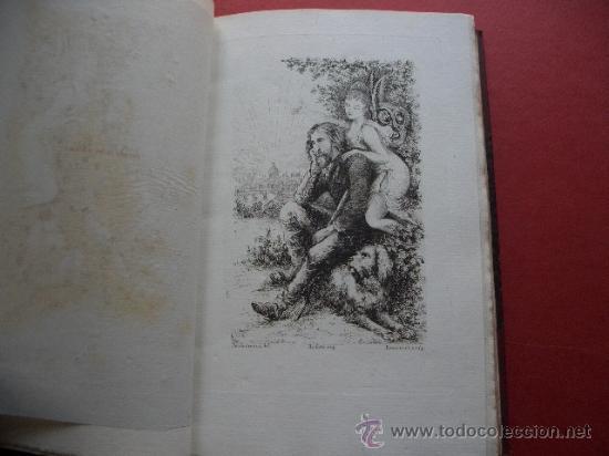 Libros antiguos: CLADEL, Léon Lamour romantique. Préface par Octave Uzanne. Illustrations de A. Ferdinandus. - Foto 7 - 27233054