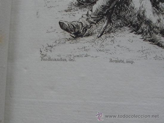 Libros antiguos: CLADEL, Léon Lamour romantique. Préface par Octave Uzanne. Illustrations de A. Ferdinandus. - Foto 9 - 27233054