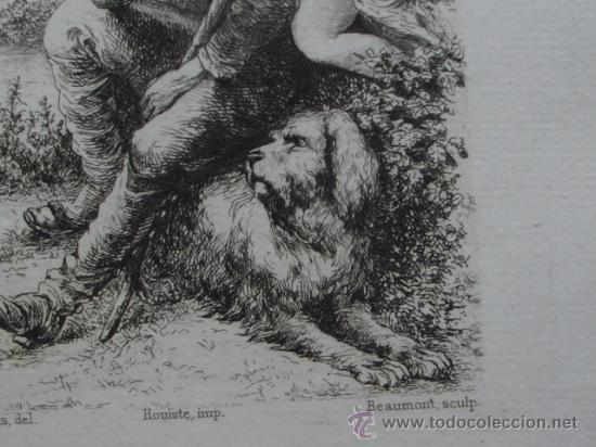 Libros antiguos: CLADEL, Léon Lamour romantique. Préface par Octave Uzanne. Illustrations de A. Ferdinandus. - Foto 11 - 27233054