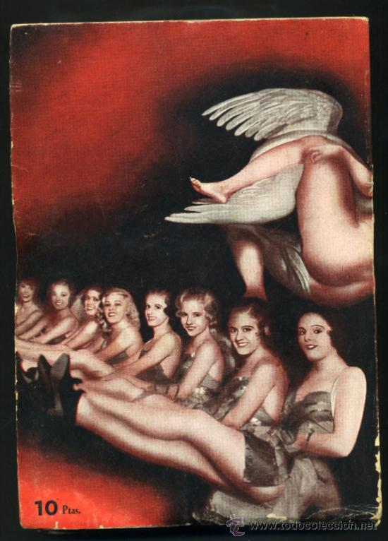 Libros antiguos: LIBRO LIBERTINAJE Y PROSTITUCION , 1932, PORTADA RENAU, ORIGINAL , SIN ABRIR - Foto 2 - 31349883