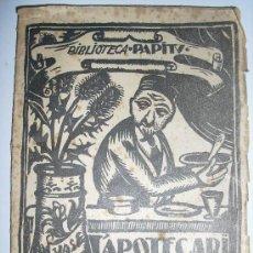 Livres anciens: L'APOTECARI BRUT. NOVEL·LA ERÒTICA. Lote 35936562