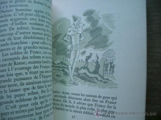 Libros antiguos: edición limitadad nº 14 Les Quinze Joyes de Mariage Éd. Paul Dupont;cun una suite de grabados - Foto 6 - 38151919