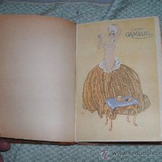 Libros antiguos: ALFREDO DE MUSSET - GAMIANI -. Lote 38390561
