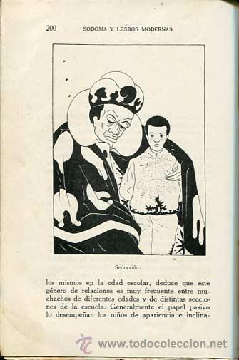 Libros antiguos: 1932: Sodoma y lesbos modernas. Pederastas y Safistas. Sexo. - Foto 2 - 44957205