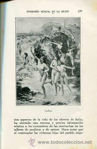 Libros antiguos: 1932: Sodoma y lesbos modernas. Pederastas y Safistas. Sexo. - Foto 5 - 44957205
