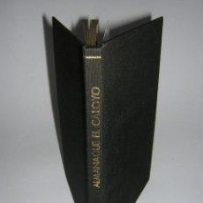 Libros antiguos: 1922 - ALMANAQUE EL CALOYO PARA 1922 - ILUSTRACIONES, EROTISMO. Lote 45374473