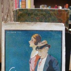Libros antiguos: LA NOVELA DE NOCHE. ¡VIVA EL CIENO!. MORA, FERNANDO. 1926. 17 CM. 109 PÁG. ILUSTR. MIHURA.. Lote 46429926