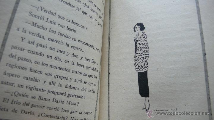 Libros antiguos: LA NOVELA DE NOCHE. LA MALDITA CARNE. MORA, Fernando. 1924. 17 cm. 125 pág. - Foto 2 - 46432251
