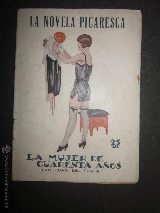 La Novela Picaresca Num 155 La Mujer De Cu Comprar